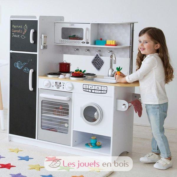 Cuisine Bois Kidkraft   Kidkraft 53352 Pepperpot Kitchen For Kids