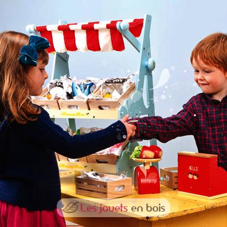 TV289 Le Toy Van Jouets en Bois-Balance