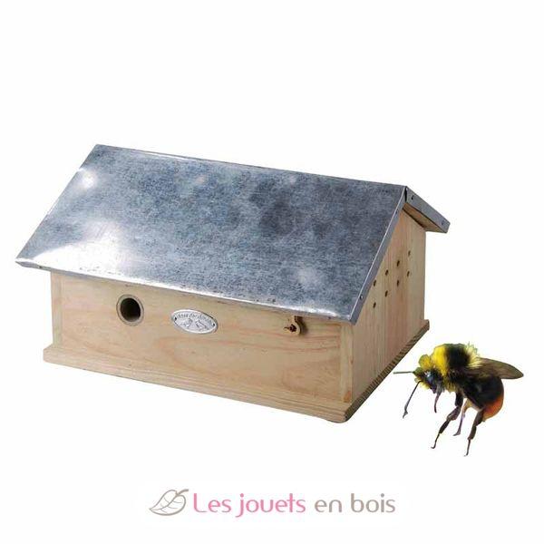 Bumble Bee House Made By Esschert Design Wa08